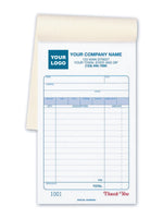 Business Forms Printing Carbonless NCR Paper