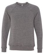 Bella + Canvas Unisex Sponge Fleece Raglan Sweatshirt