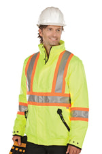 Men's Hi Vis Insulated Bomber