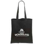 Non Woven Economy Convention Black Tote Bag