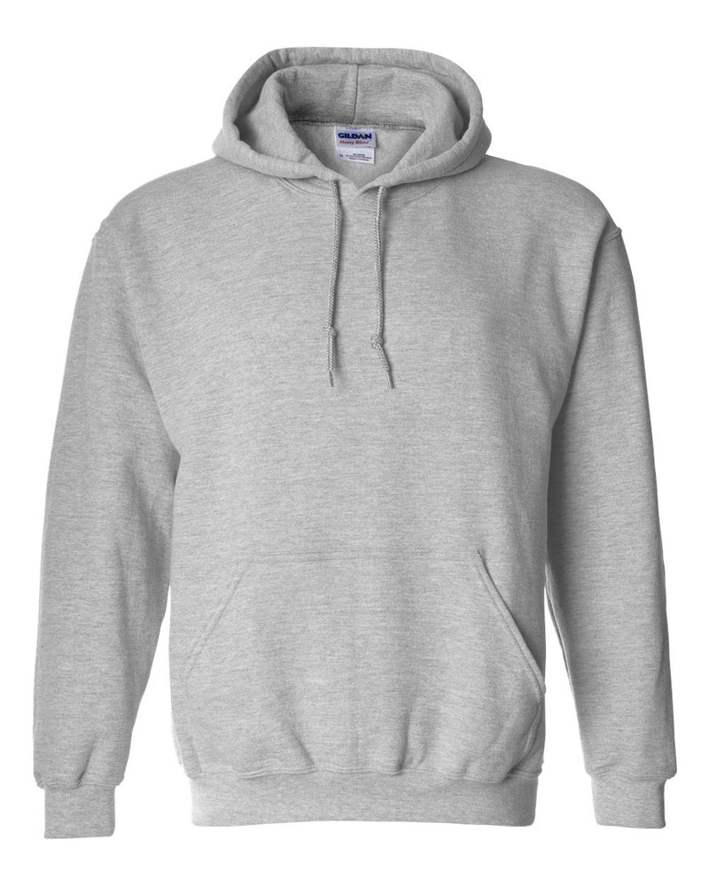Gildan Heavy Blend  Hooded Sport Grey Sweatshirt