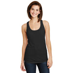 Anvil Triblend Racerback Tank - Black
