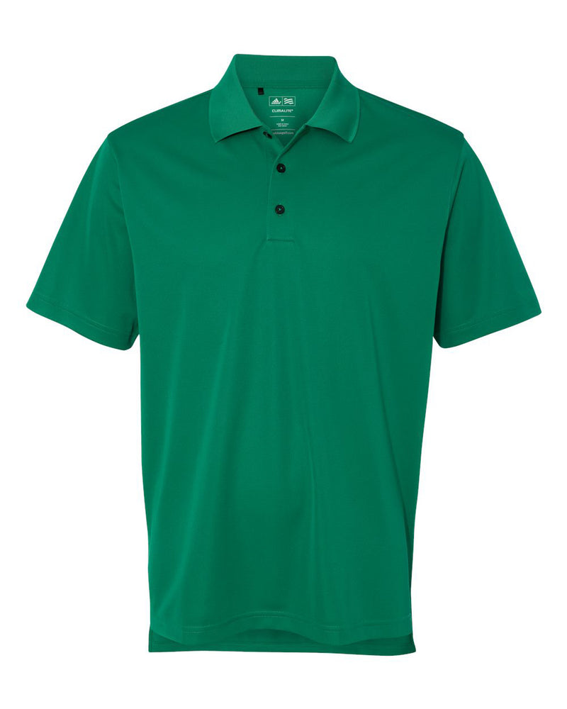 (Green) Adidas Performance Polo Shirt