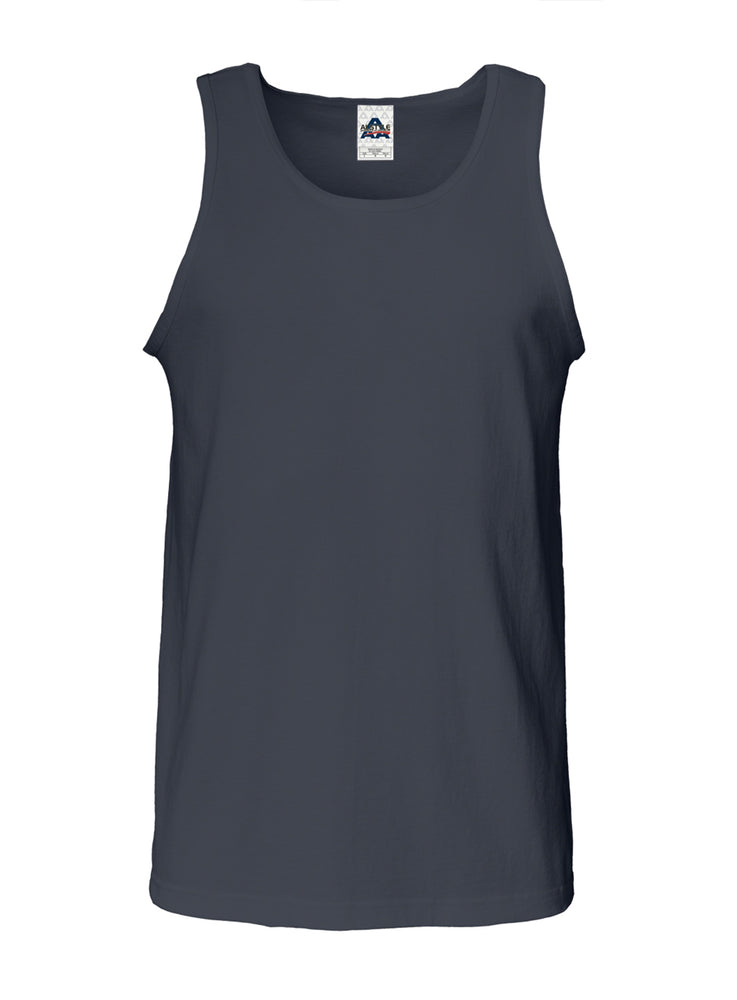 Alstyle Classic Adult Tank Top Charcoal
