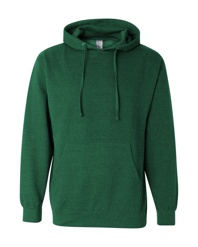 (Kelly Green) Independent Trading Co Midweight Hooded Sweatshirt