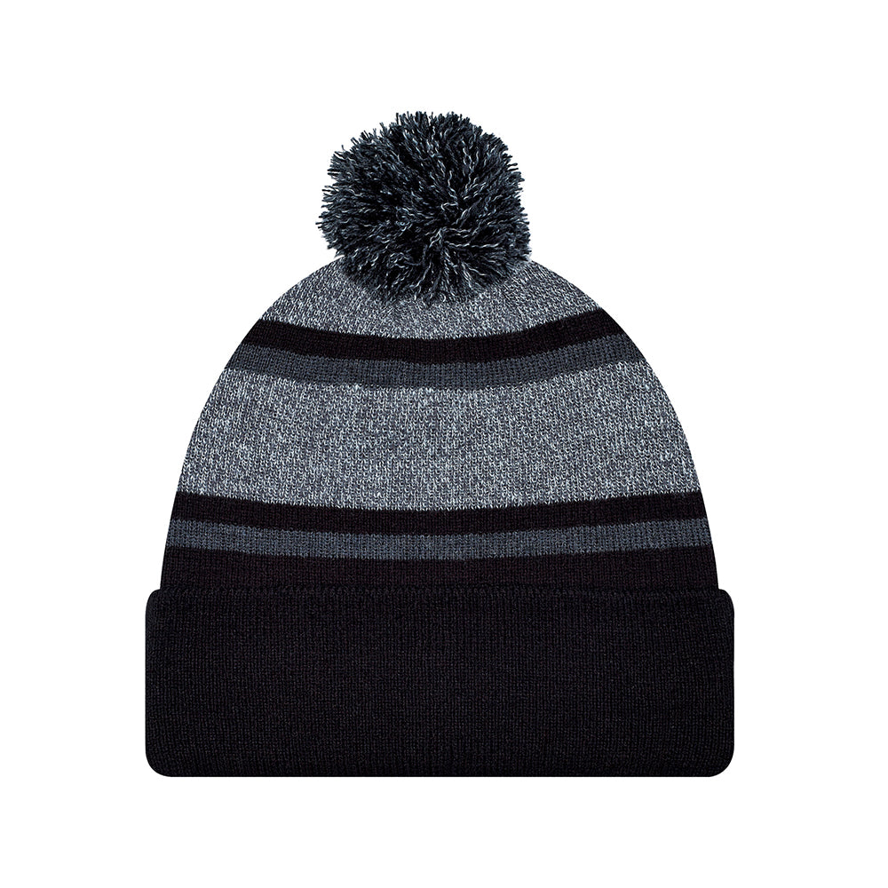 Personalized Two tone knit Beanies