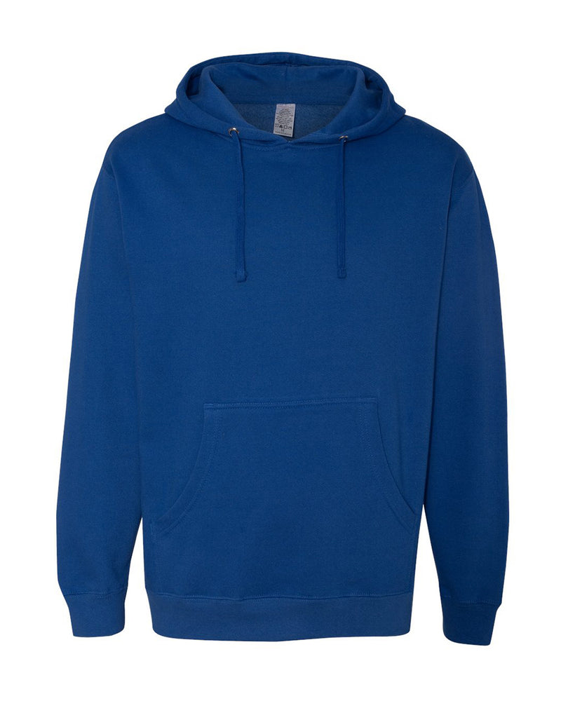 (Royal) Independent Trading Co Midweight Hooded Sweatshirt