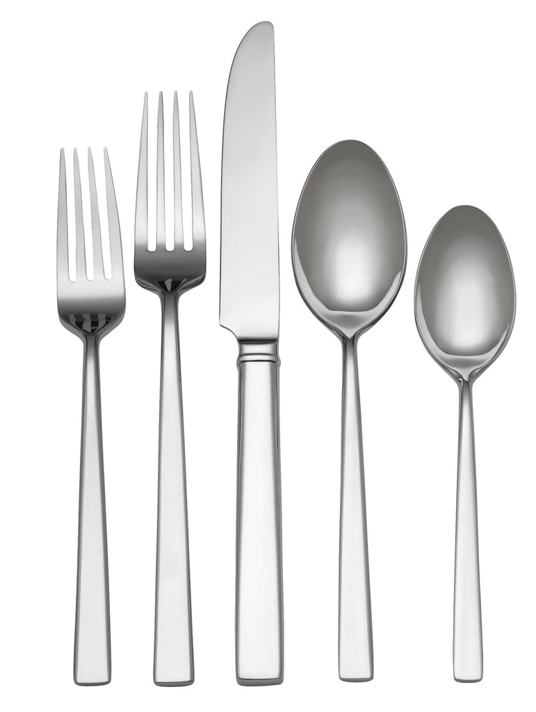 Cole Flatware 65 Piece Set