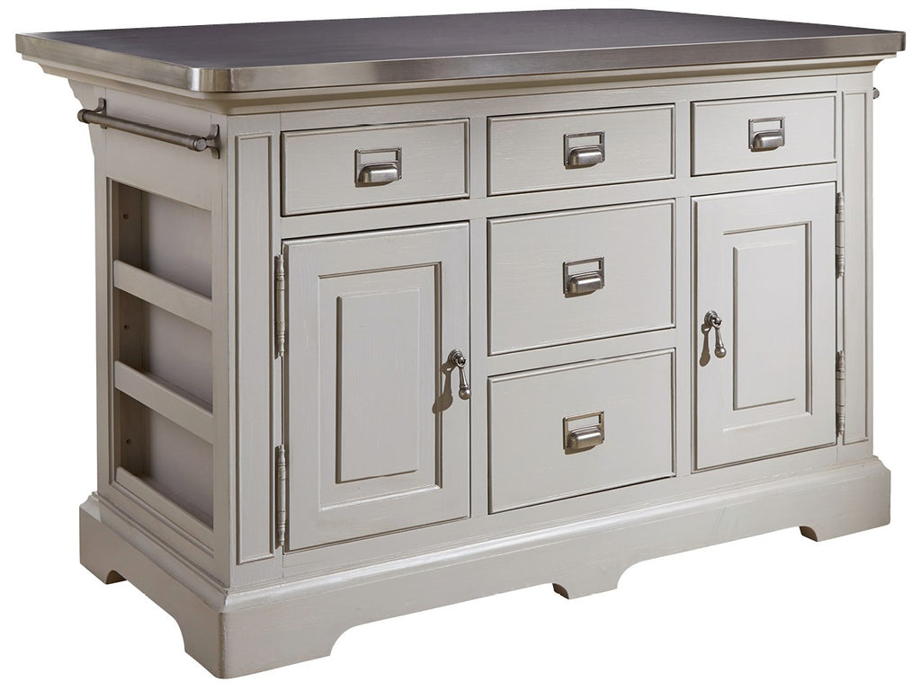 Dogwood Kitchen Island