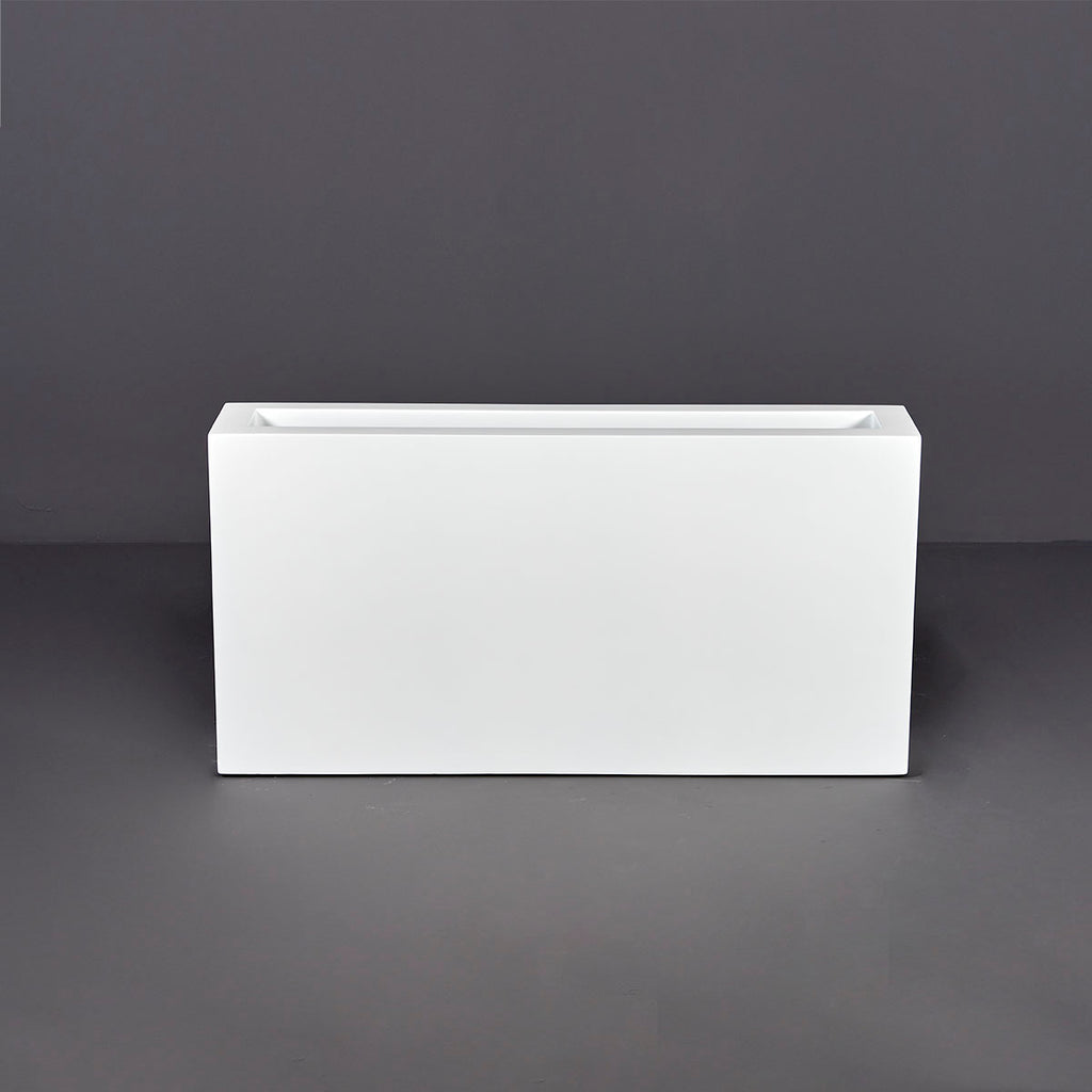 Camoux Narrow Rectangular Planter
