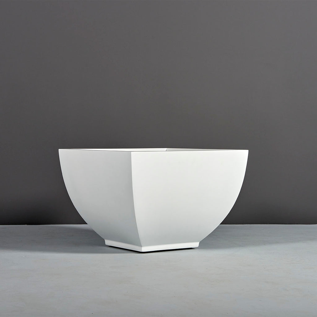 Kathryn Square Tapered Planter