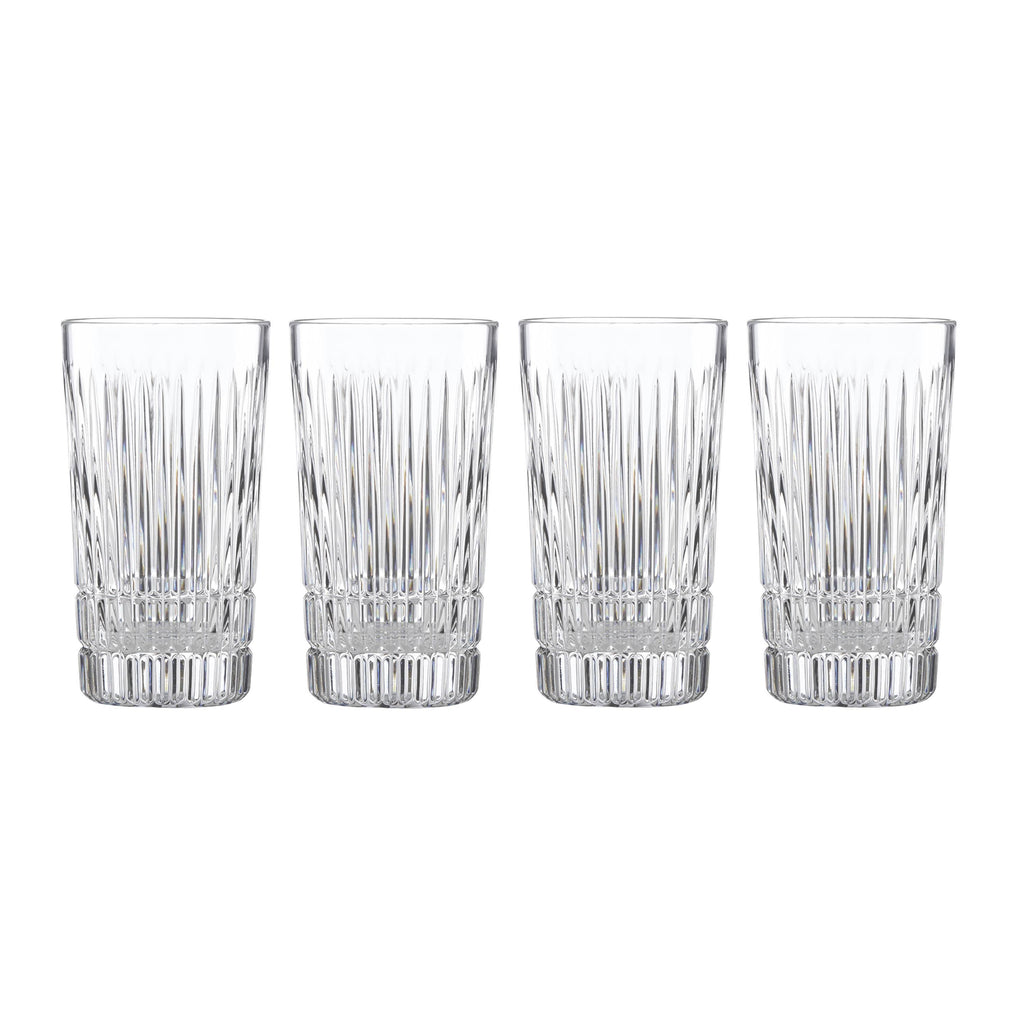 New Vintage Benson Highball Glass Set of 4