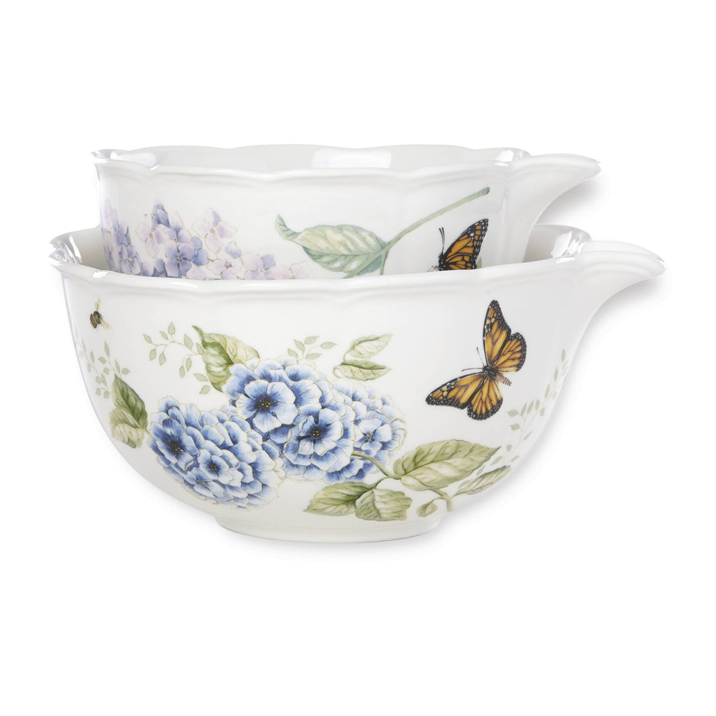 Butterfly Meadow Nesting Mixing Bowls Set of 2
