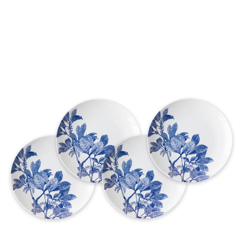 ARBOR BLUE CANAPÉS SET OF 4