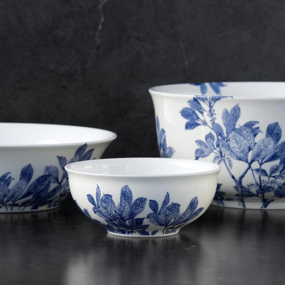 ARBOR BLUE CEREAL BOWL