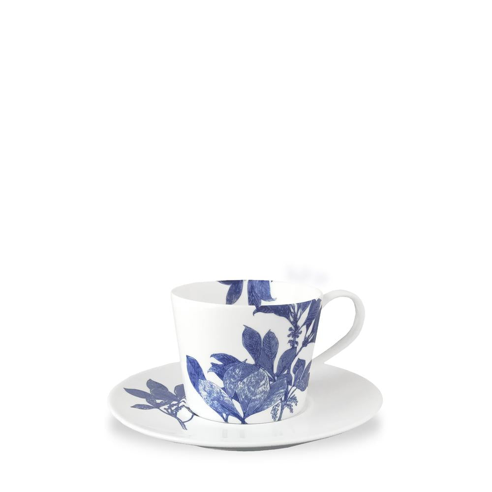 Arbor Blue Cup & Saucer