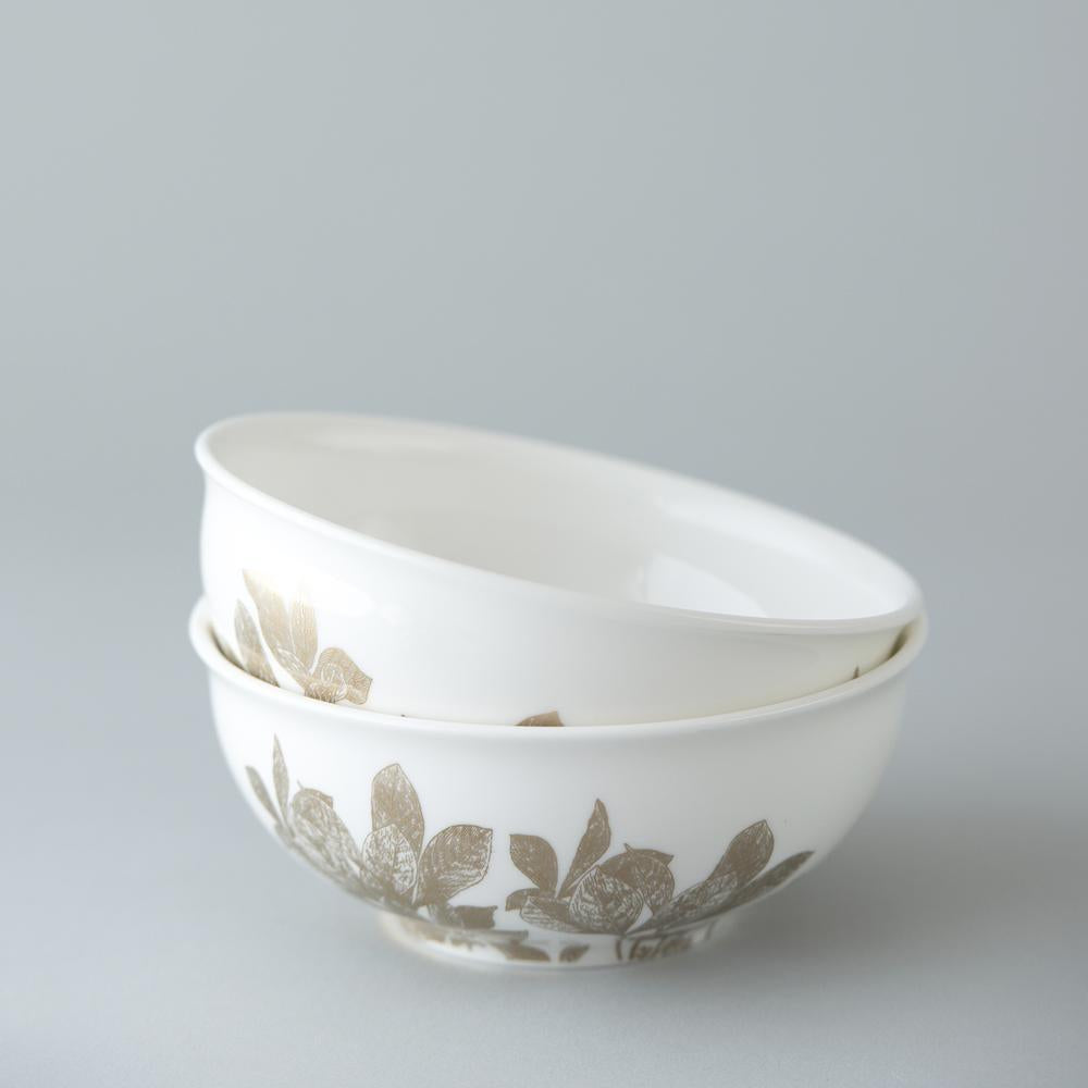 Arbor Gold Cereal Bowl