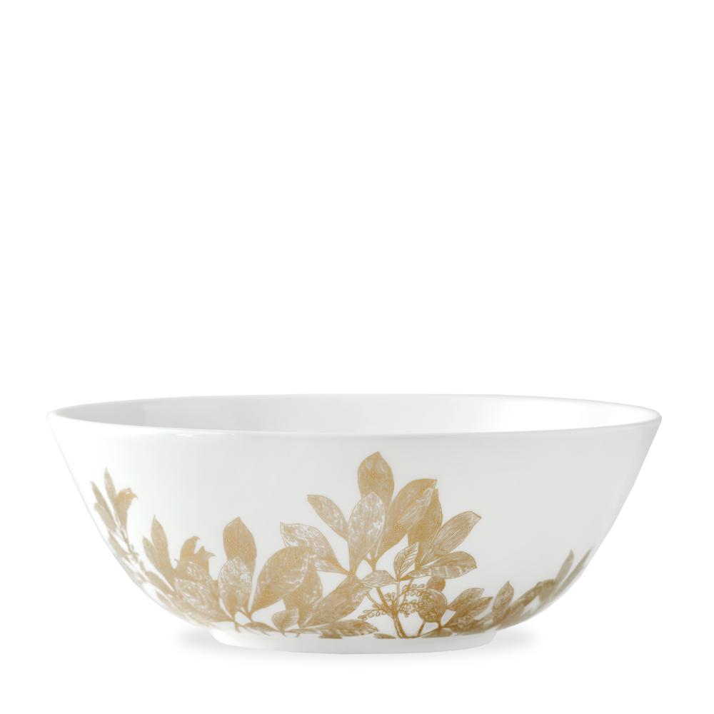 Arbor Gold Medium Serving Bowl