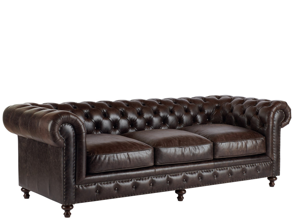 Berkeley Sofa - Mocha Leather