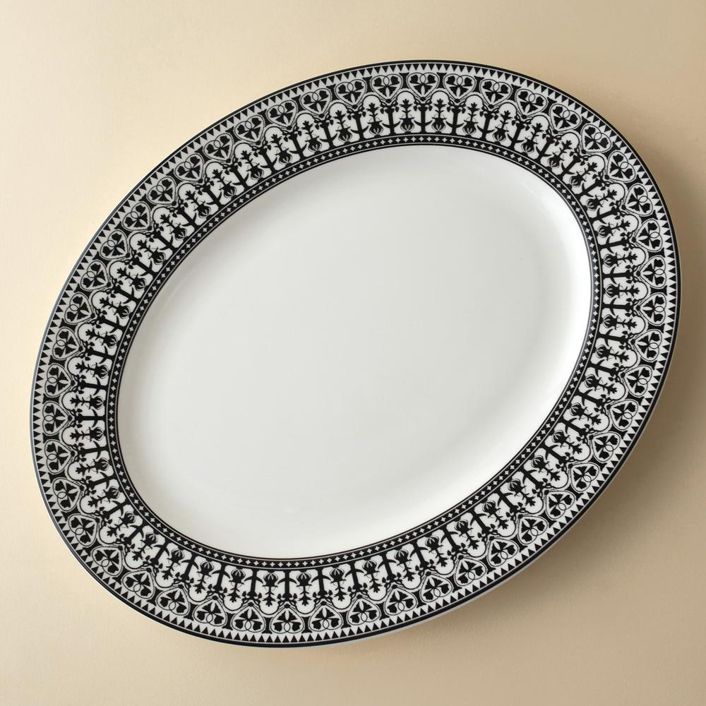 CASABLANCA MEDIUM OVAL PLATTER