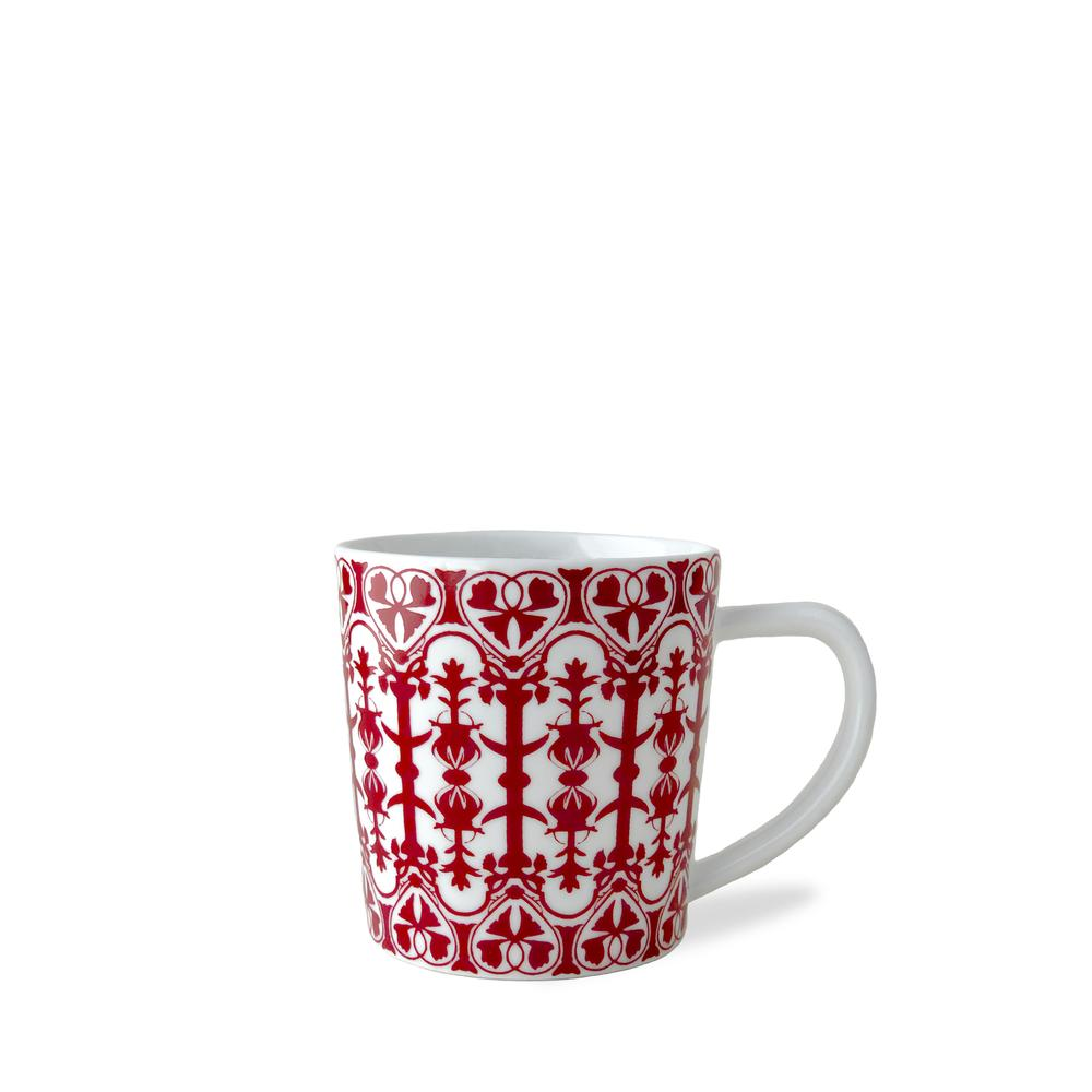 CASABLANCA CRIMSON 14 OZ. MUG