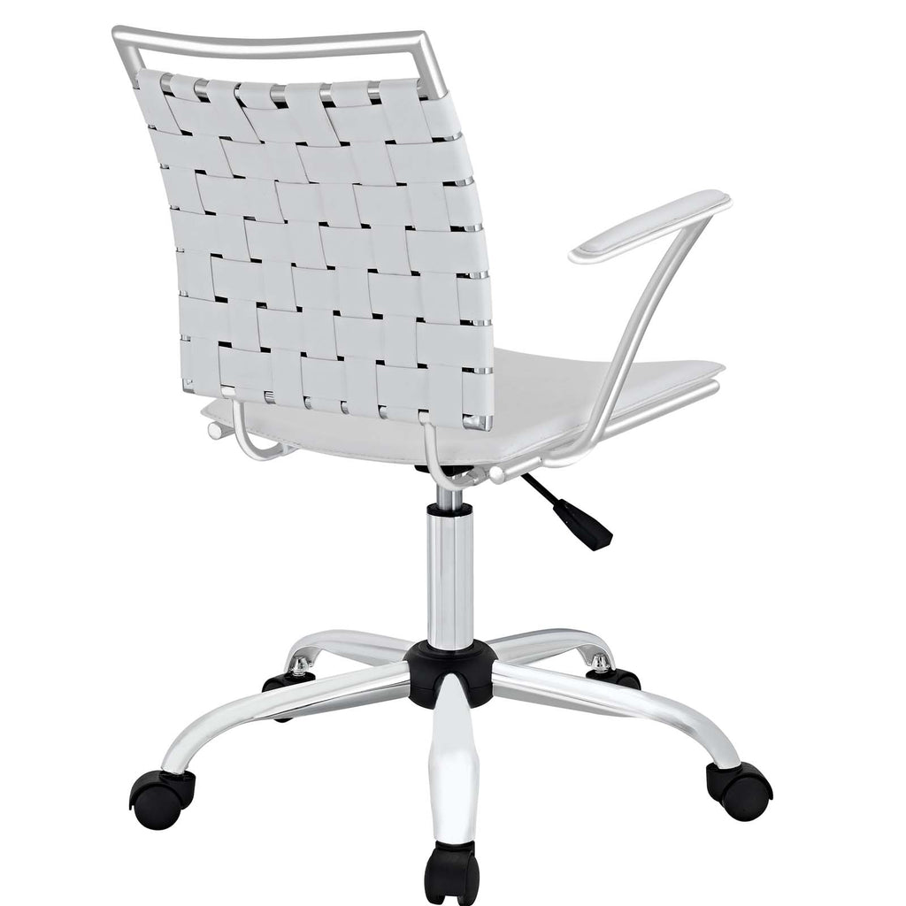 Fuse Office Chair in White
