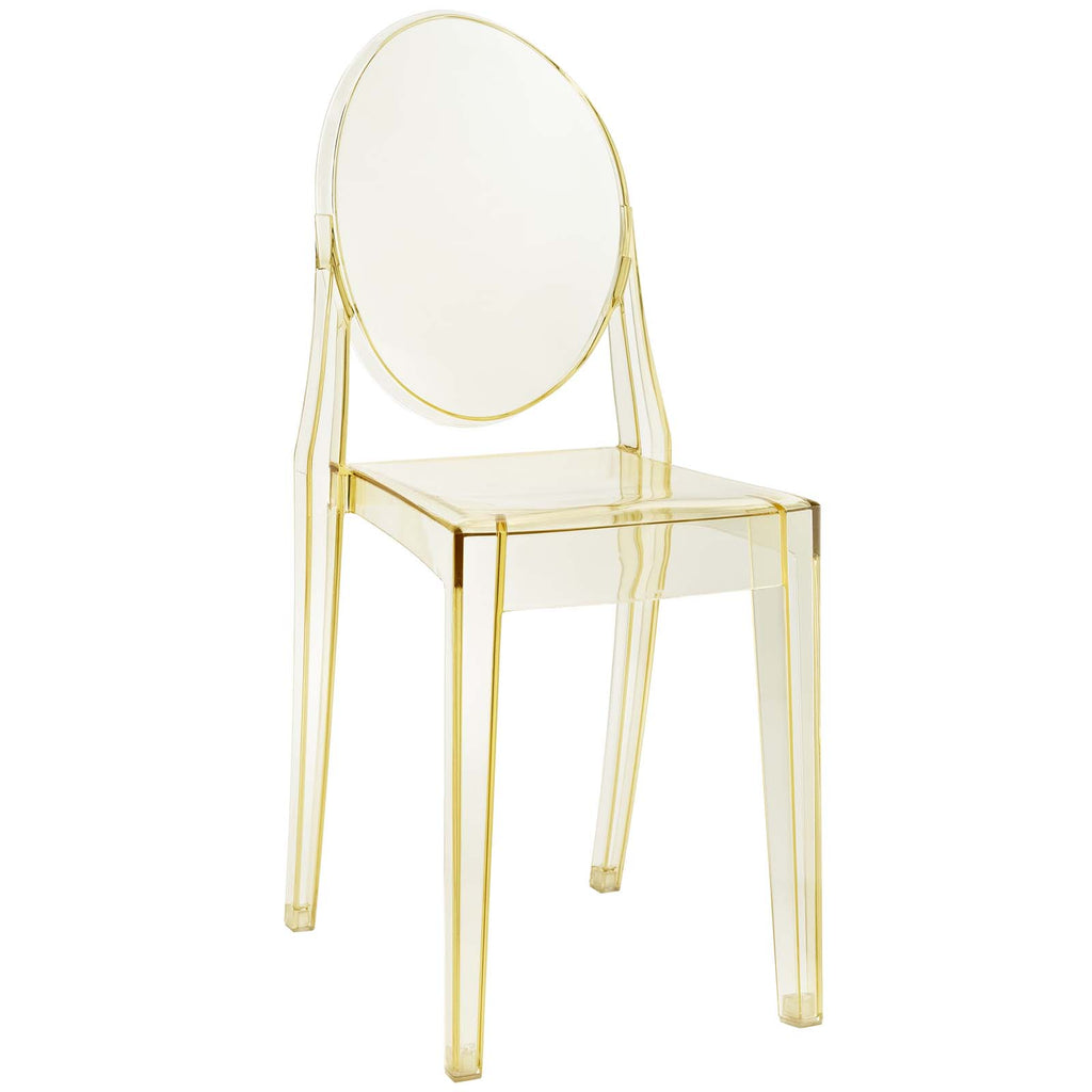 Casper Dining Side Chair in Yellow