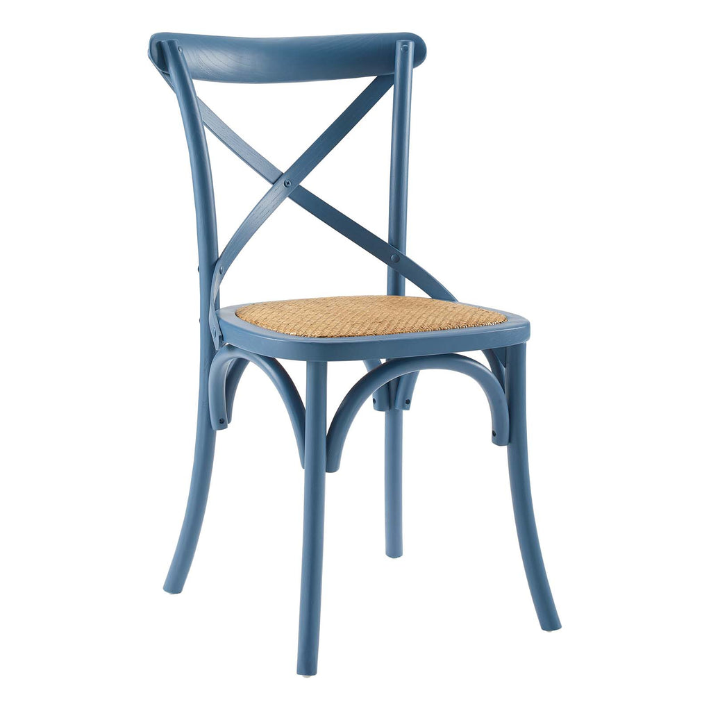 Gear Dining Side Chair in Harbor