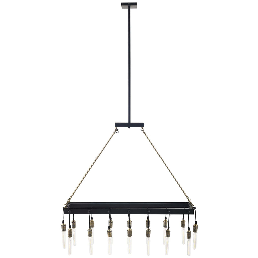 Demarcate Modern Farmhouse Pendant Chandelier