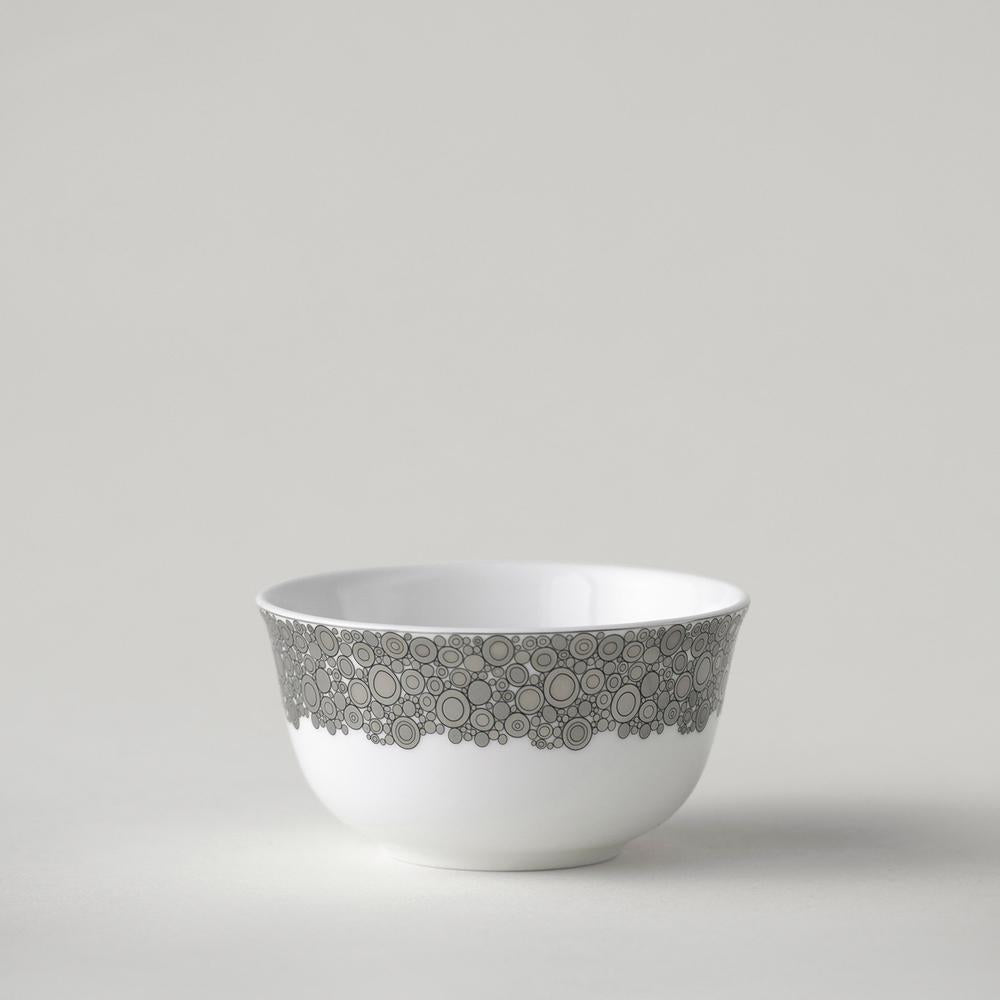 ELLINGTON SHIMMER- GOLD & PLATINUM SIDE BOWL