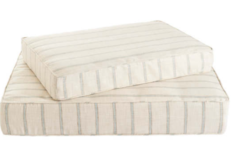 Glendale Stripe Dog Bed