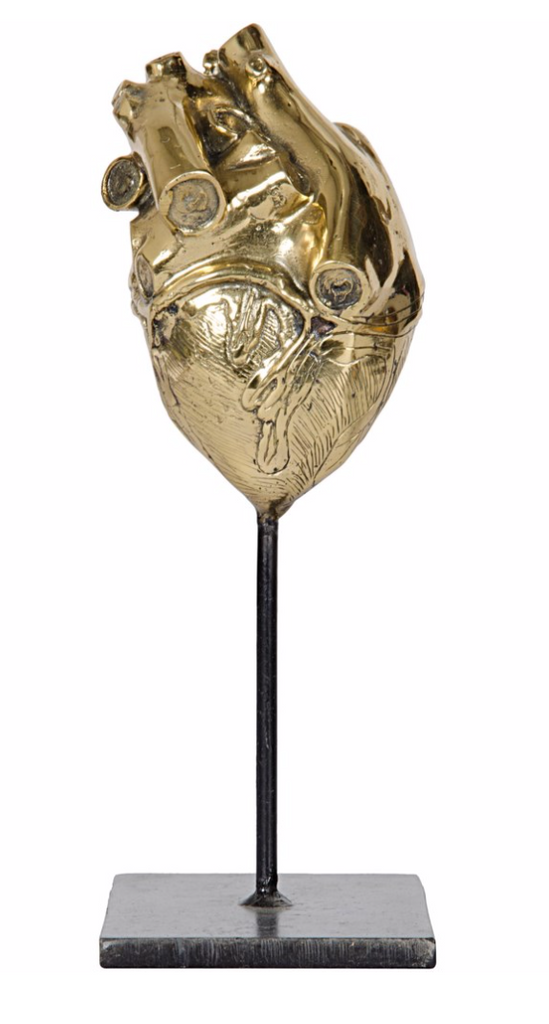 Heart, Brass and Metal