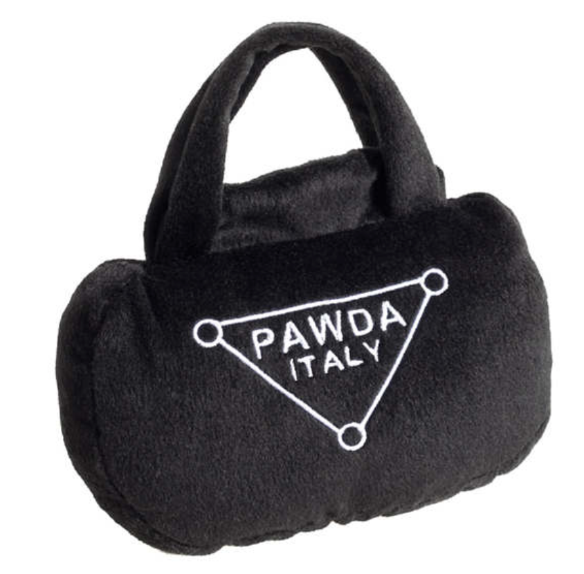 Pawda Bag Dog Toy