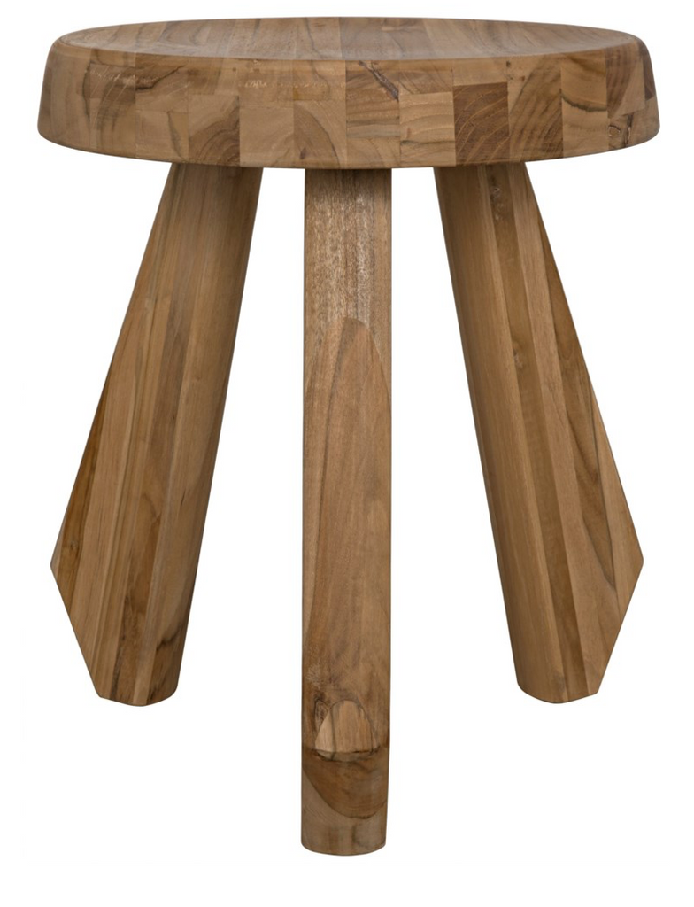 Priam Teak Stool