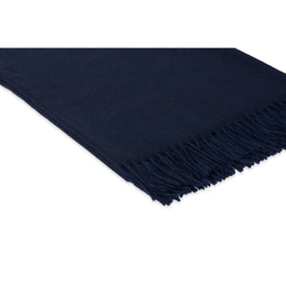 Lusuosso Cashmere Throw Navy