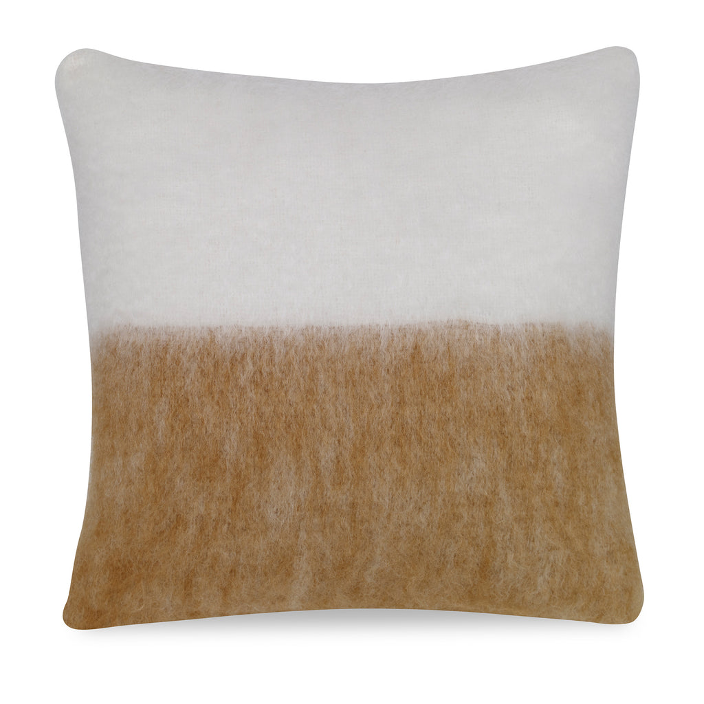 Melanie Mohair Pillow Ivory/Cream
