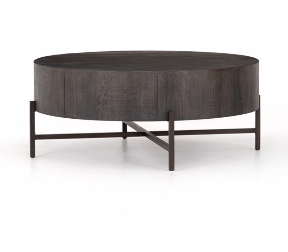 TINSLEY COFFEE TABLE - Distressed Grey