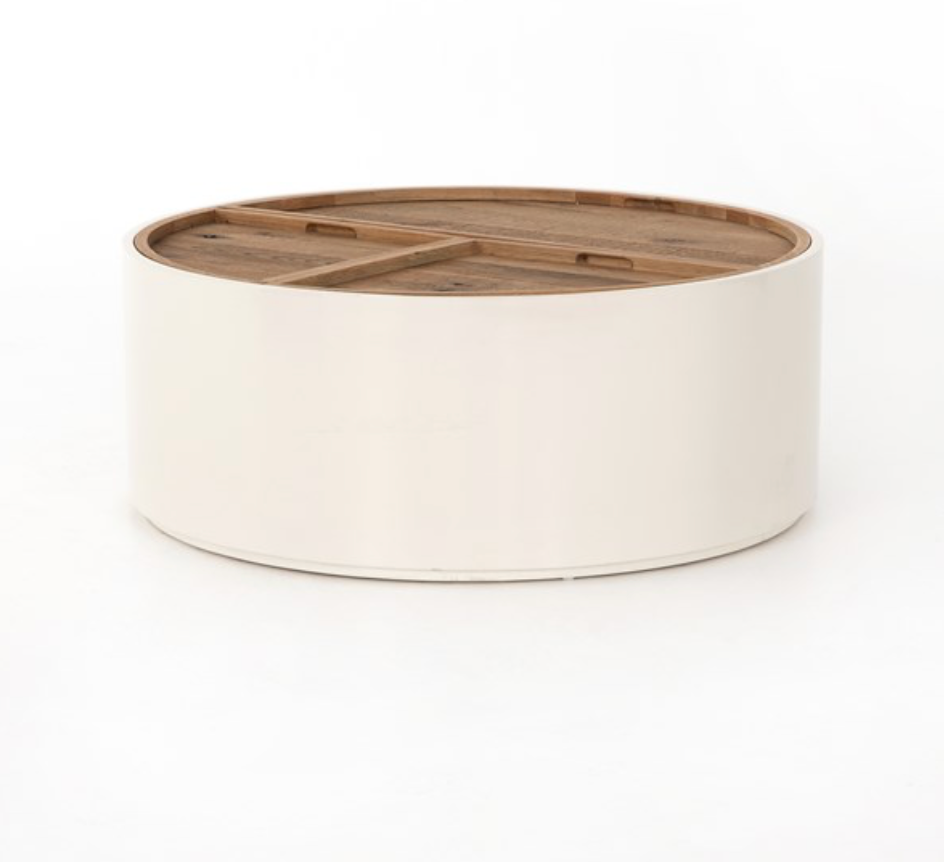 CAS DRUM COFFEE TABLE