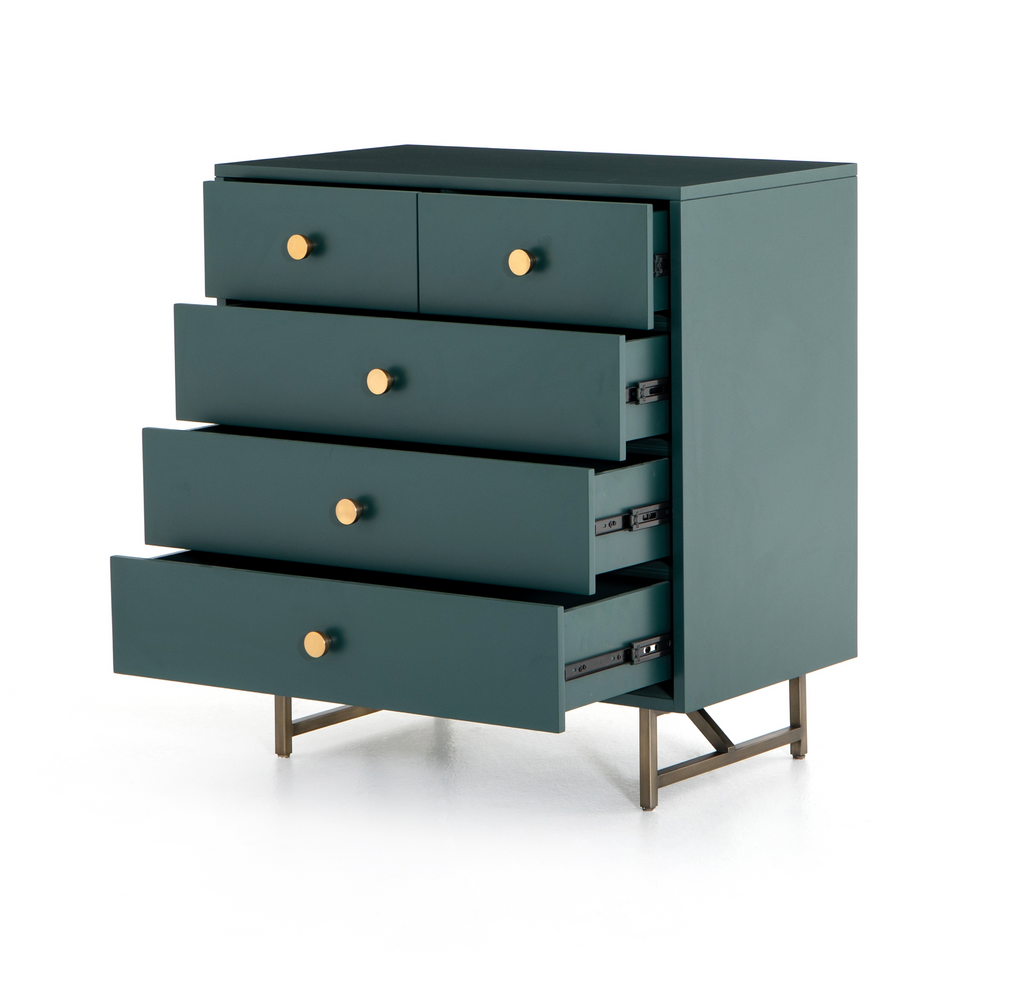Van 5 Drawer Dresser