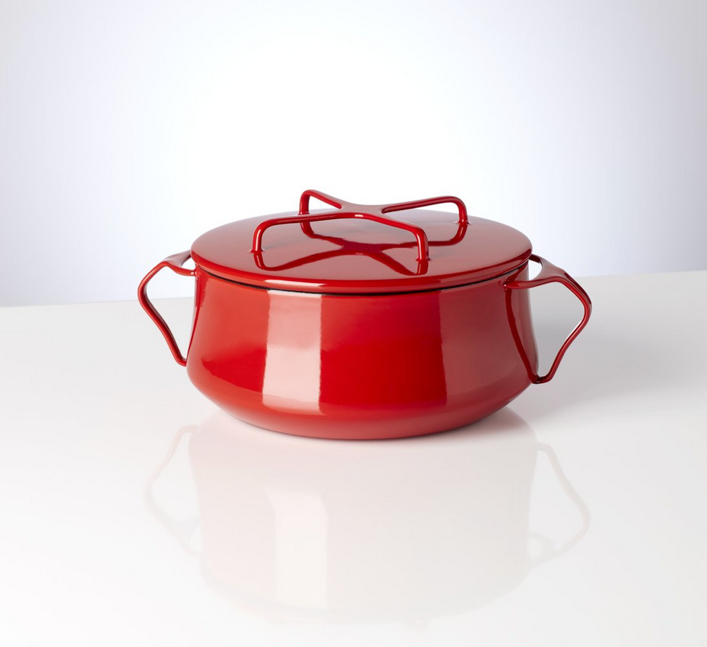Kobenstyle Chili Red 2 Qt Casserole