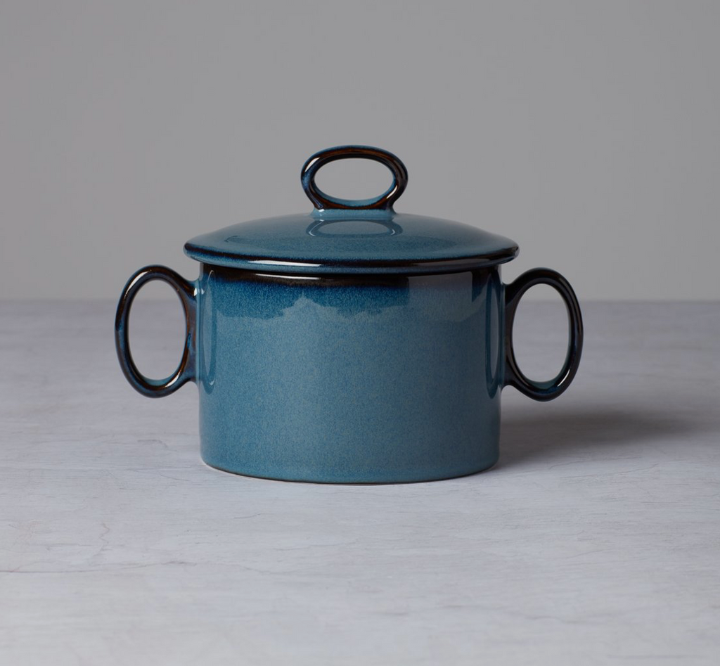 Generations II Nordic Blue Small Casserole