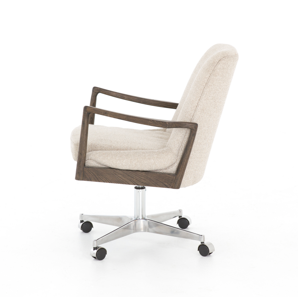 Braden Desk Chair - Light Camel