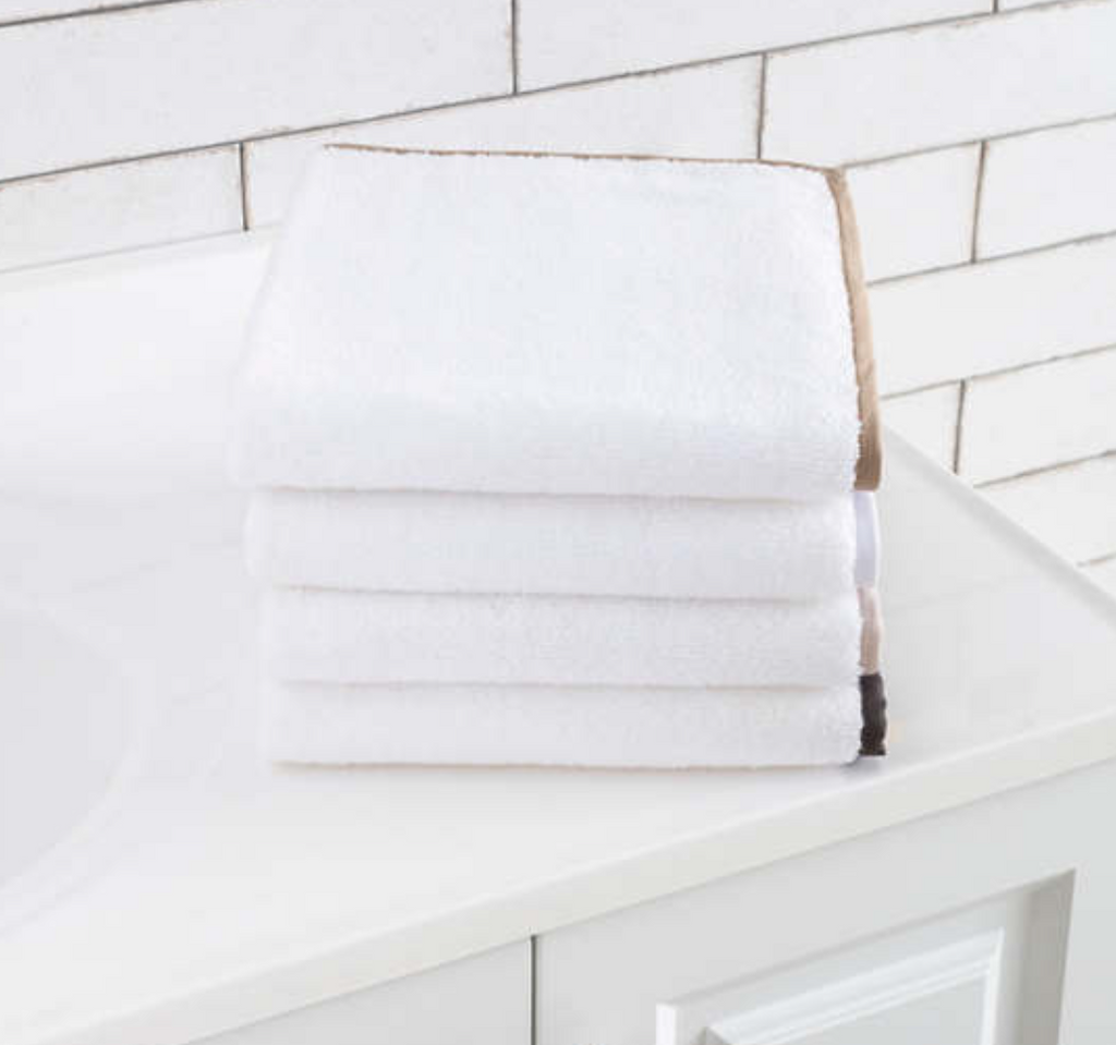 Signature Banded Towel