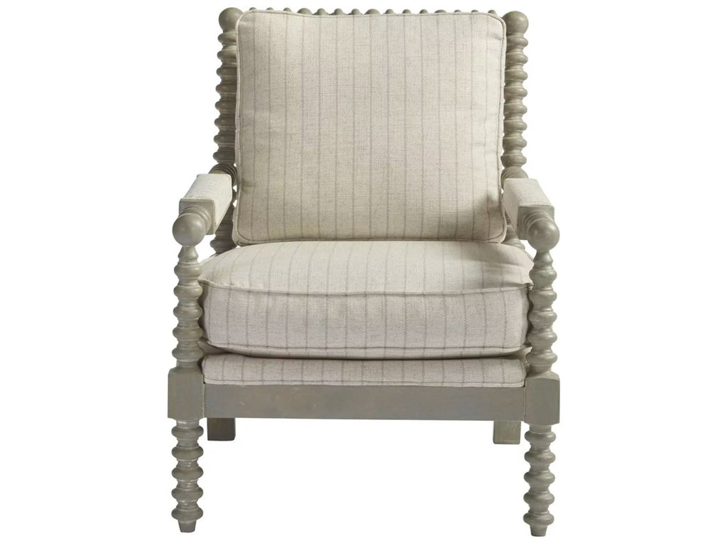 Soho Accent Chair - Striped