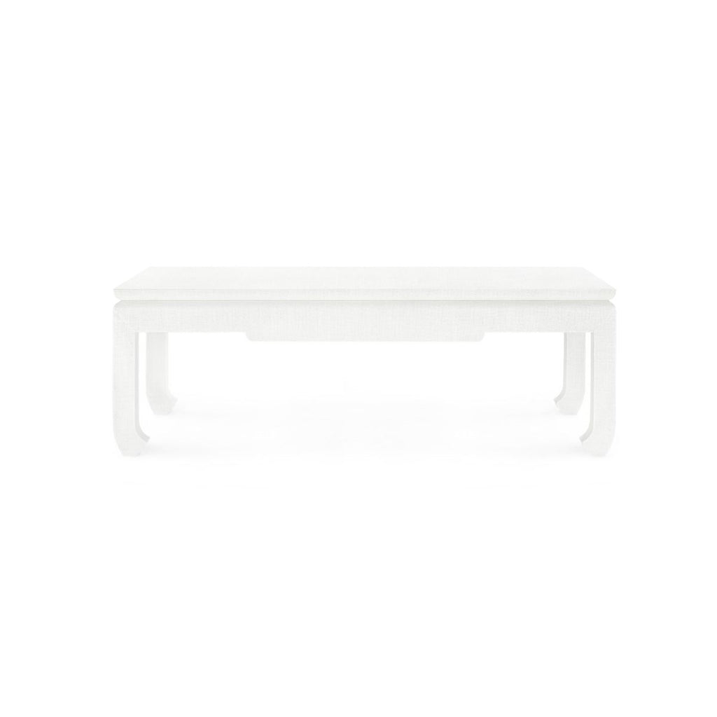 Bethany Coffee Table, White