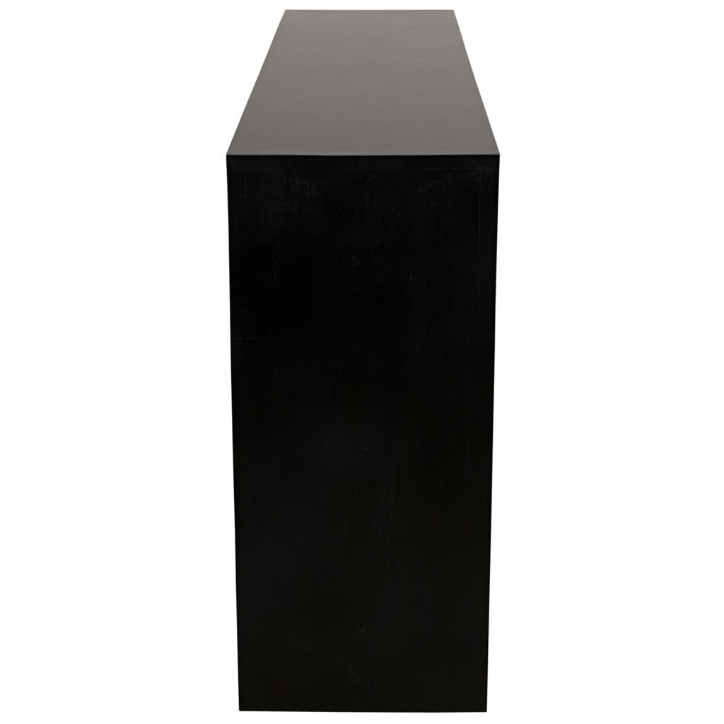 Bridge Console,Hand Rubbed Black