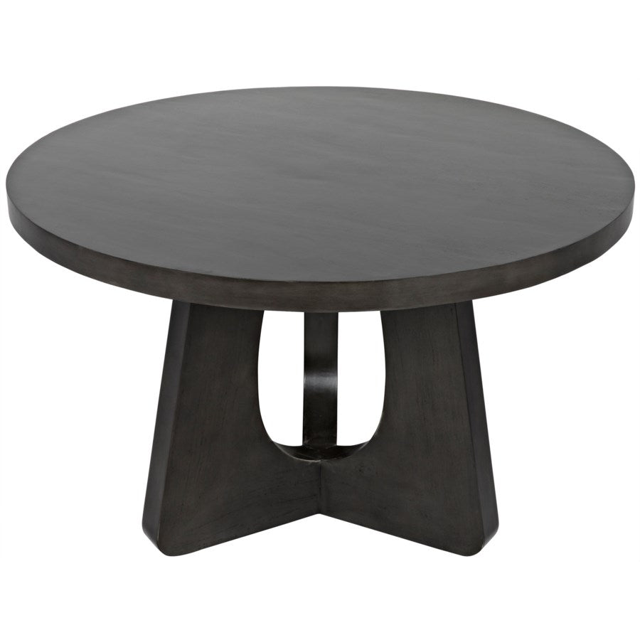 "Nobuko Dining Table,48"",Pale"