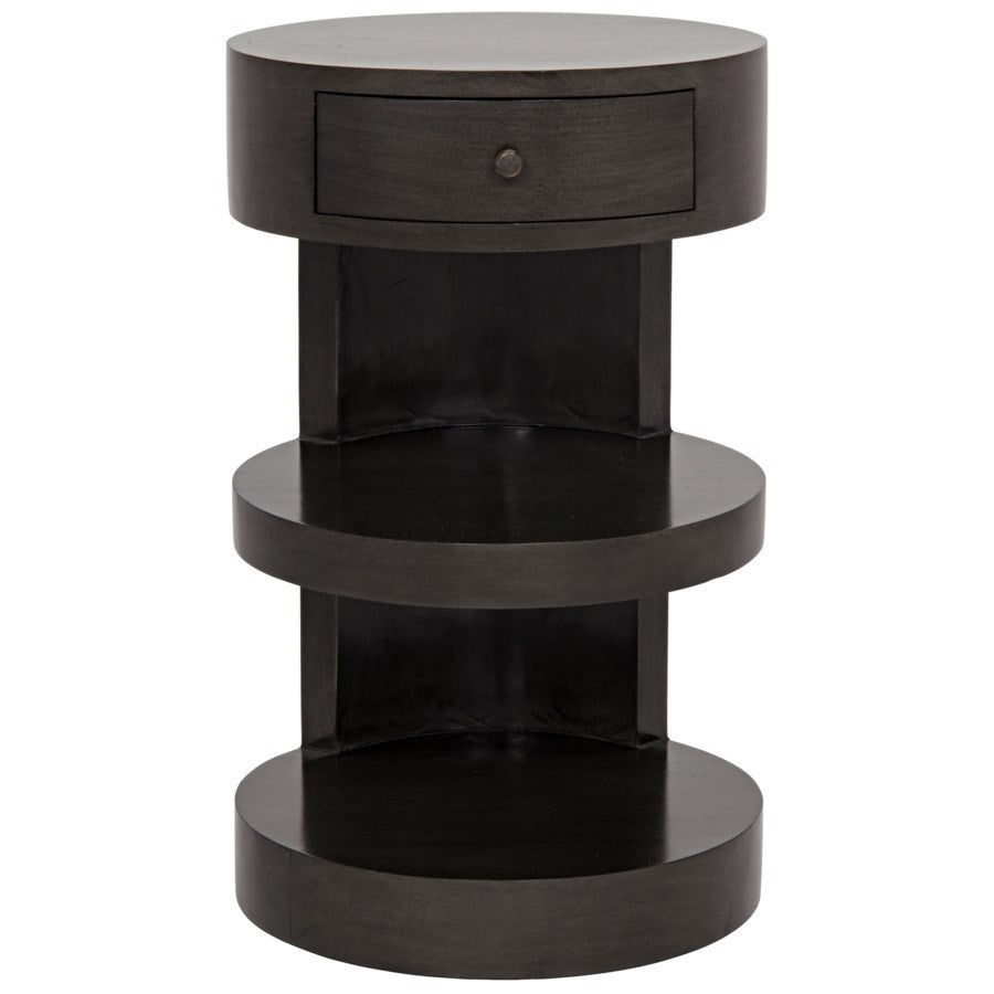 Ryoko Side Table,Pale