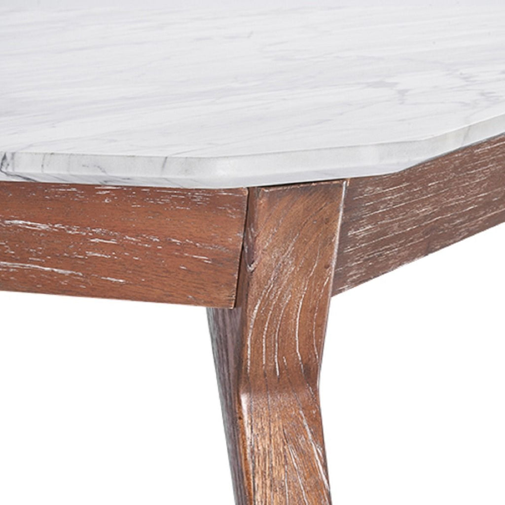 REED DINING TABLE, DRIFTWOOD