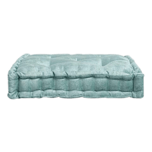Load image into Gallery viewer, Jadeite Velvet Tufted Floor Cushion